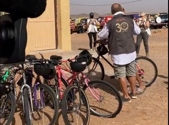 Don de vélos